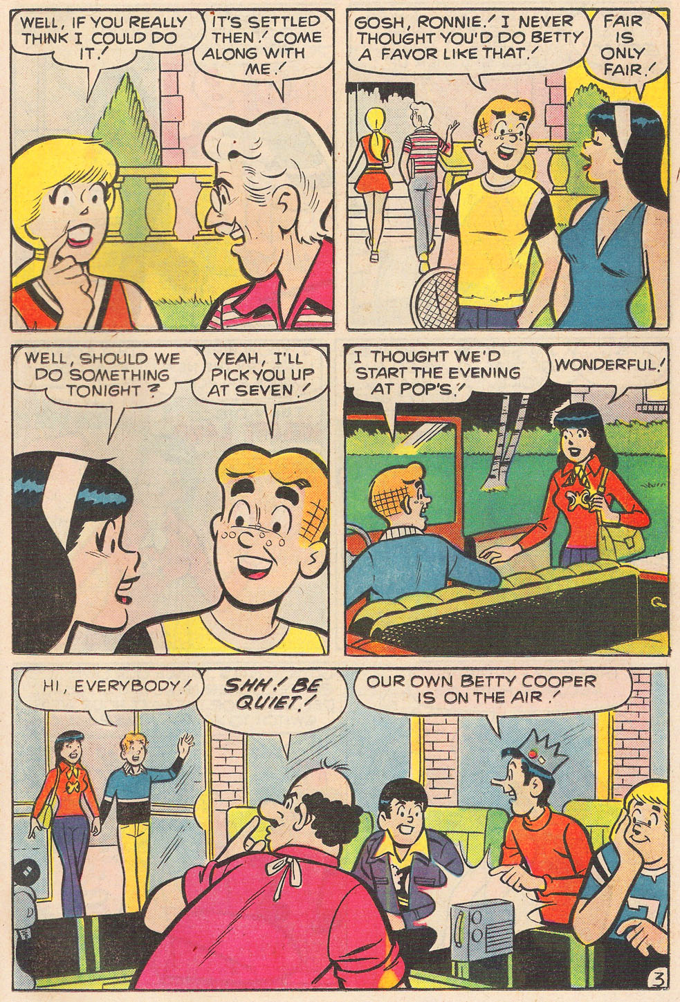 Read online Archie's Girls Betty and Veronica comic -  Issue #248 - 31
