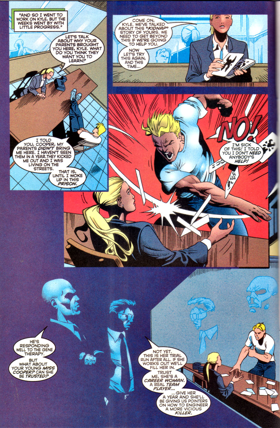 Read online X-Factor (1986) comic -  Issue #142 - 9
