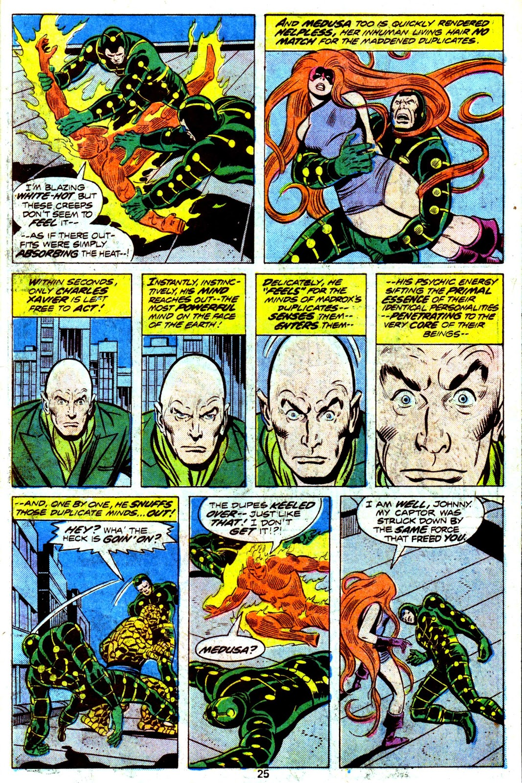 Giant-Size Fantastic Four issue 4 - Page 27