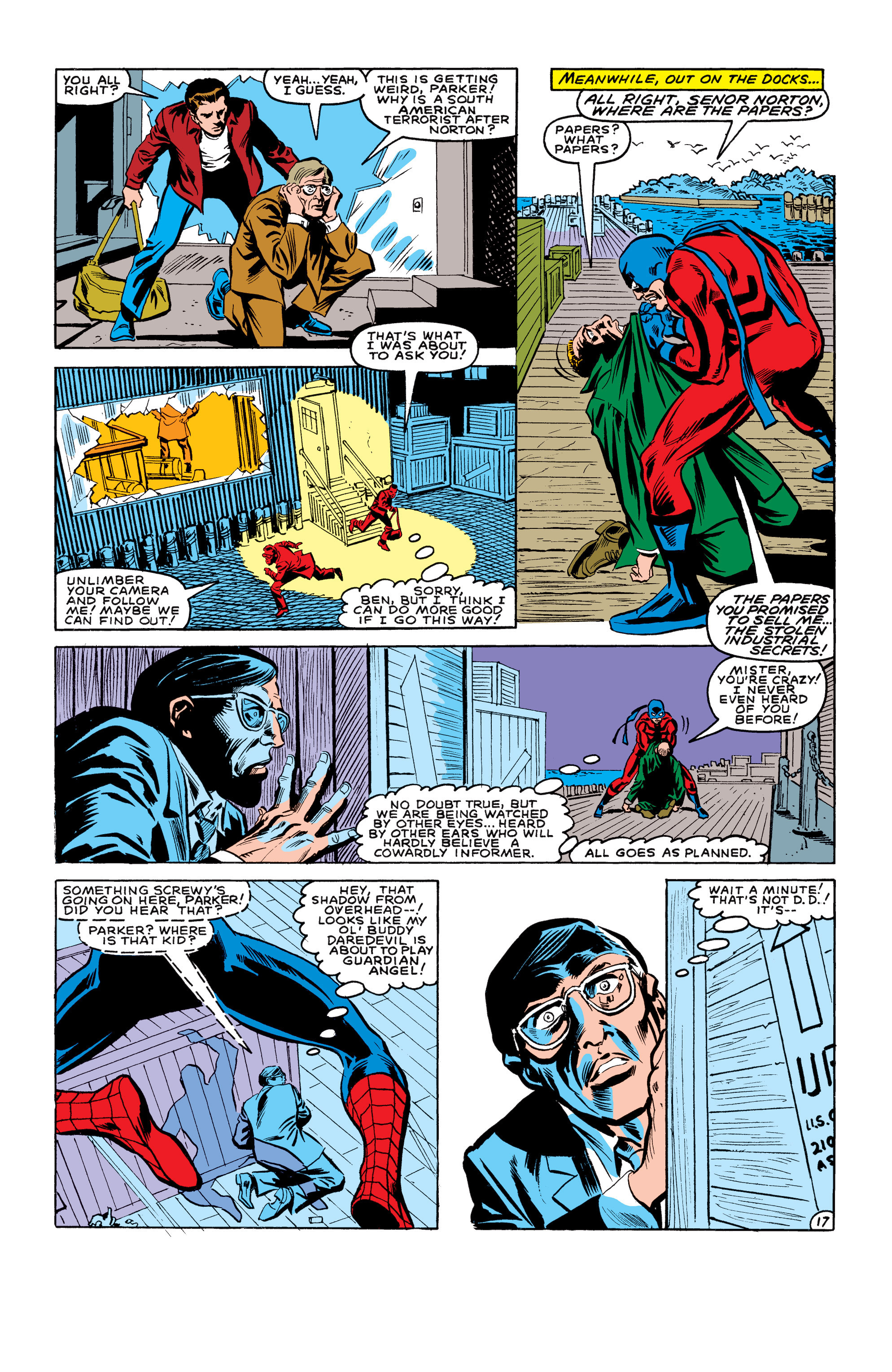 The Amazing Spider-Man (1963) 233 Page 17