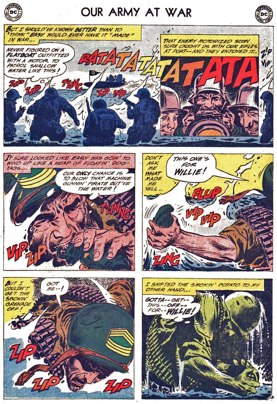 Our Army at War (1952) issue 98 - Page 29