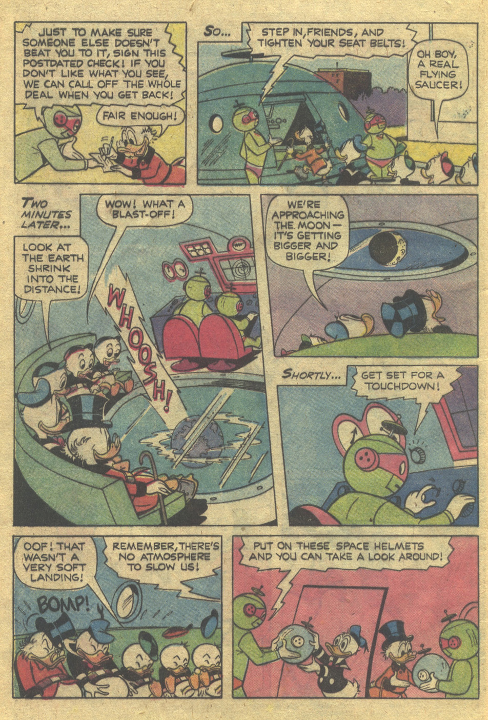Read online Uncle Scrooge (1953) comic -  Issue #162 - 8