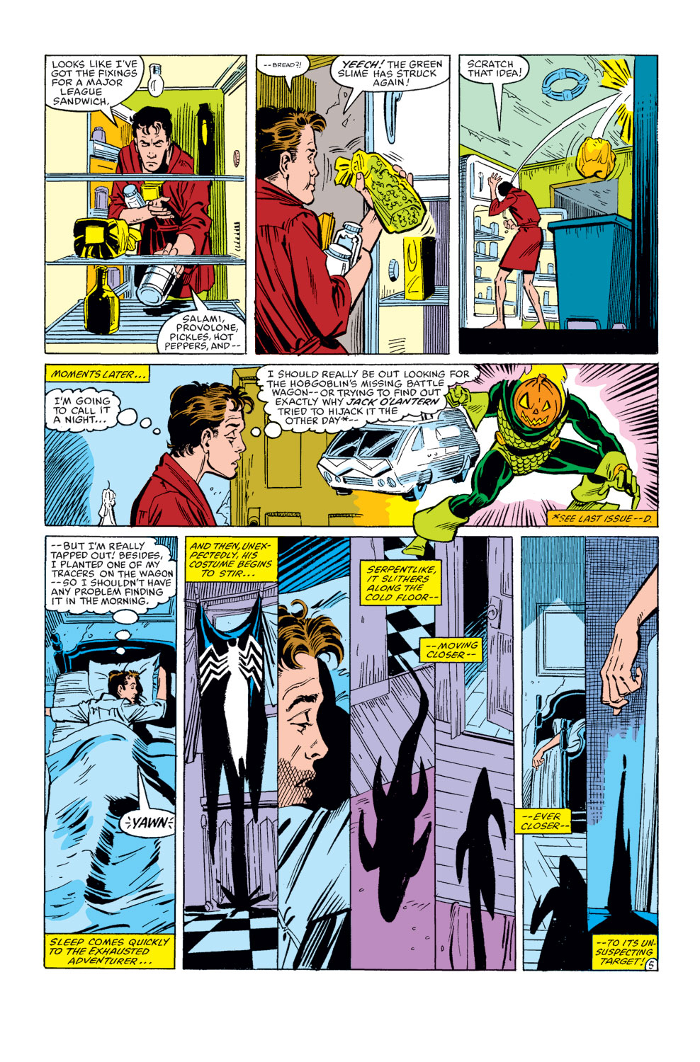 The Amazing Spider-Man (1963) 255 Page 5