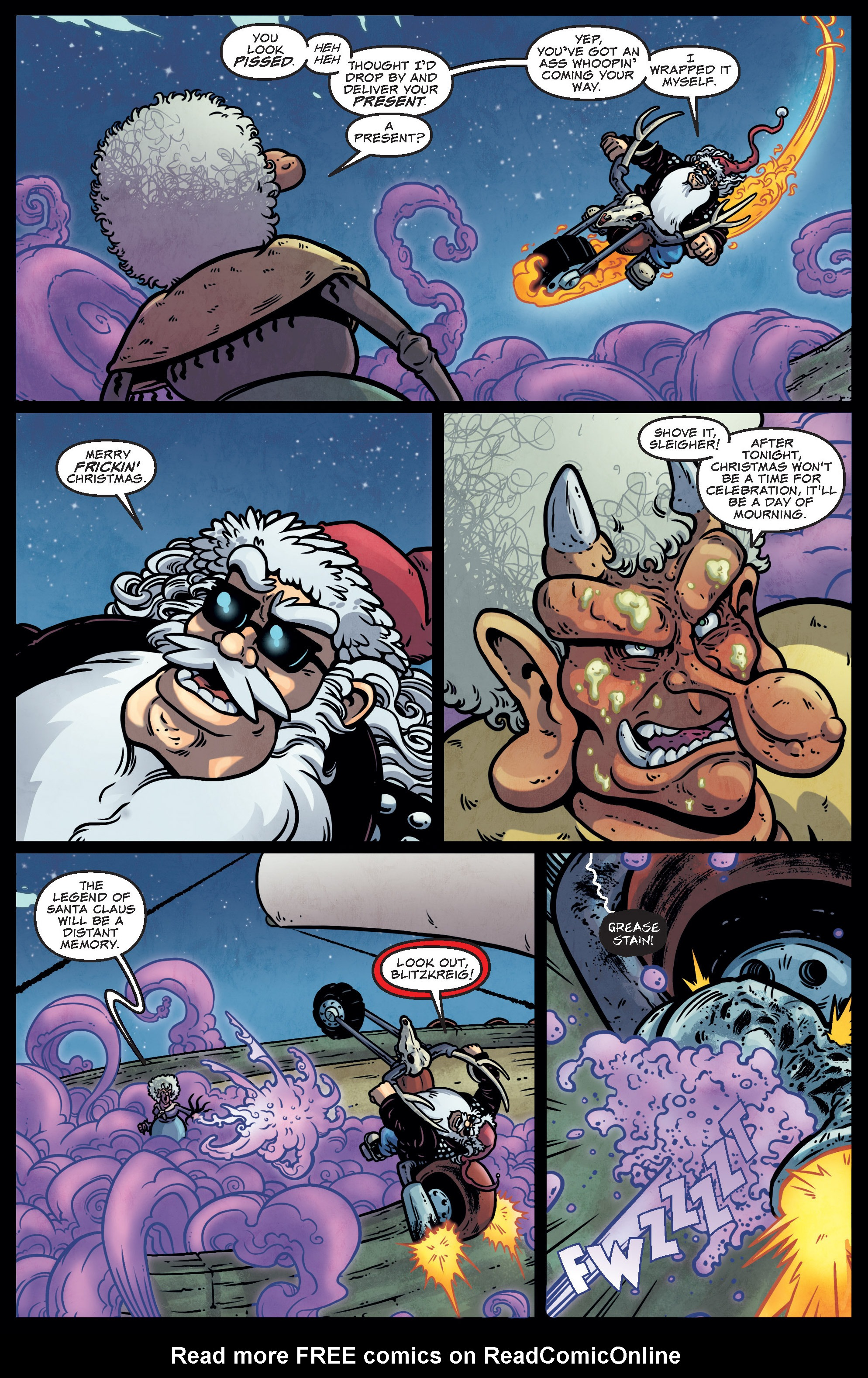 Read online Sleigher comic -  Issue #4 - 6