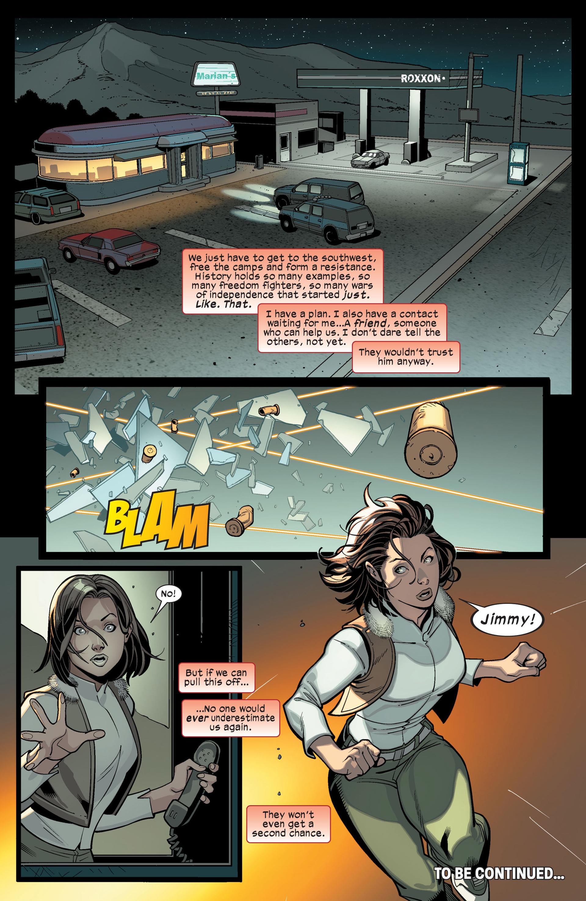Read online Ultimate Comics X-Men comic -  Issue #14 - 24