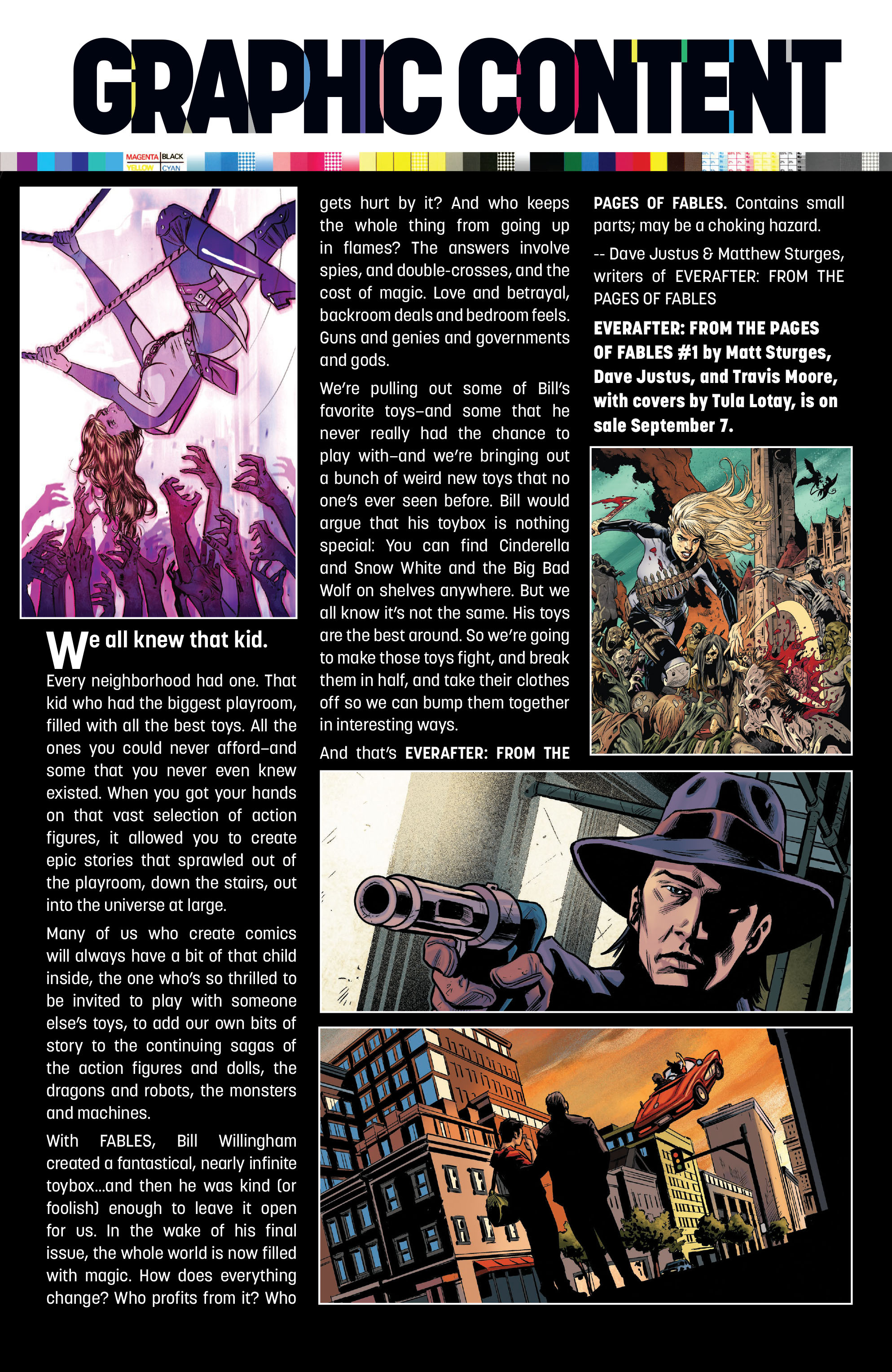 Read online Art Ops comic -  Issue #11 - 21