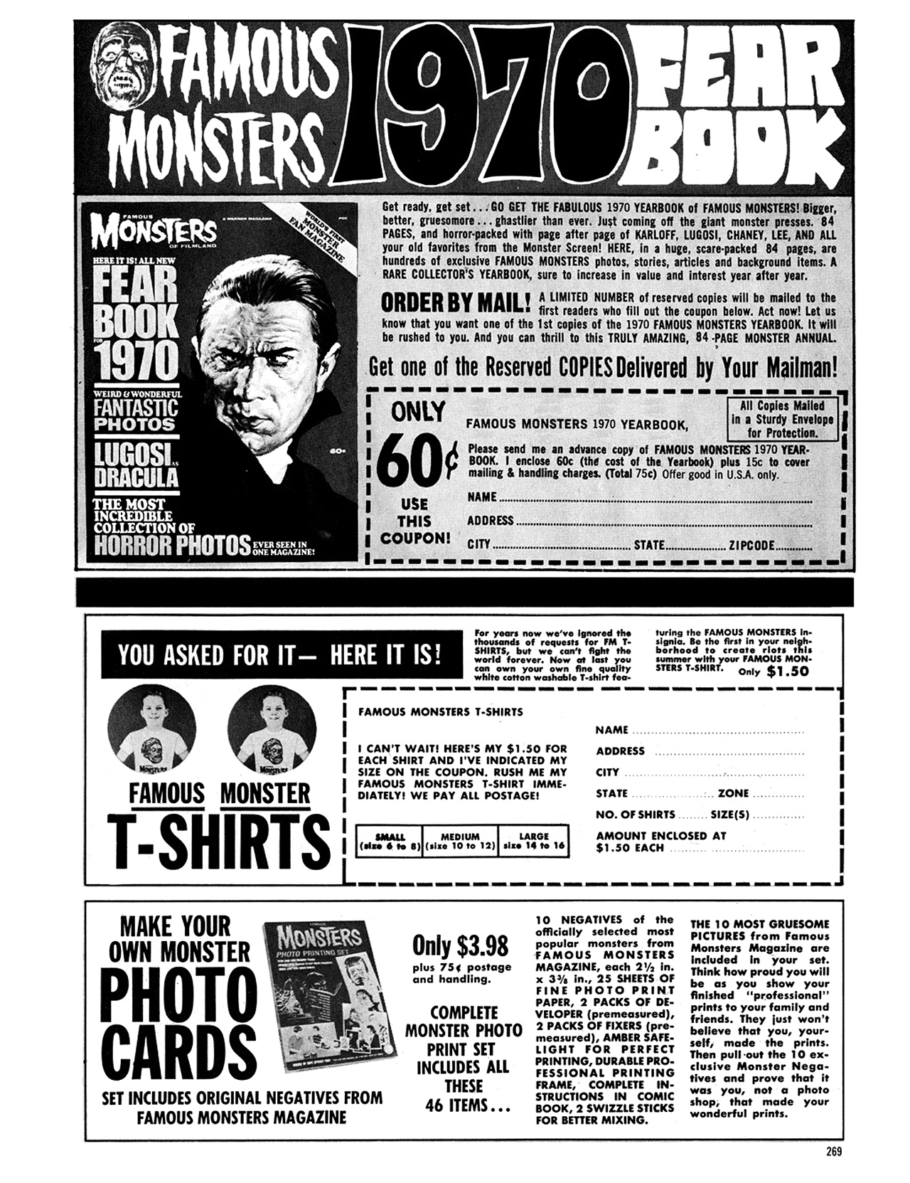 Read online Eerie Archives comic -  Issue # TPB 5 - 270
