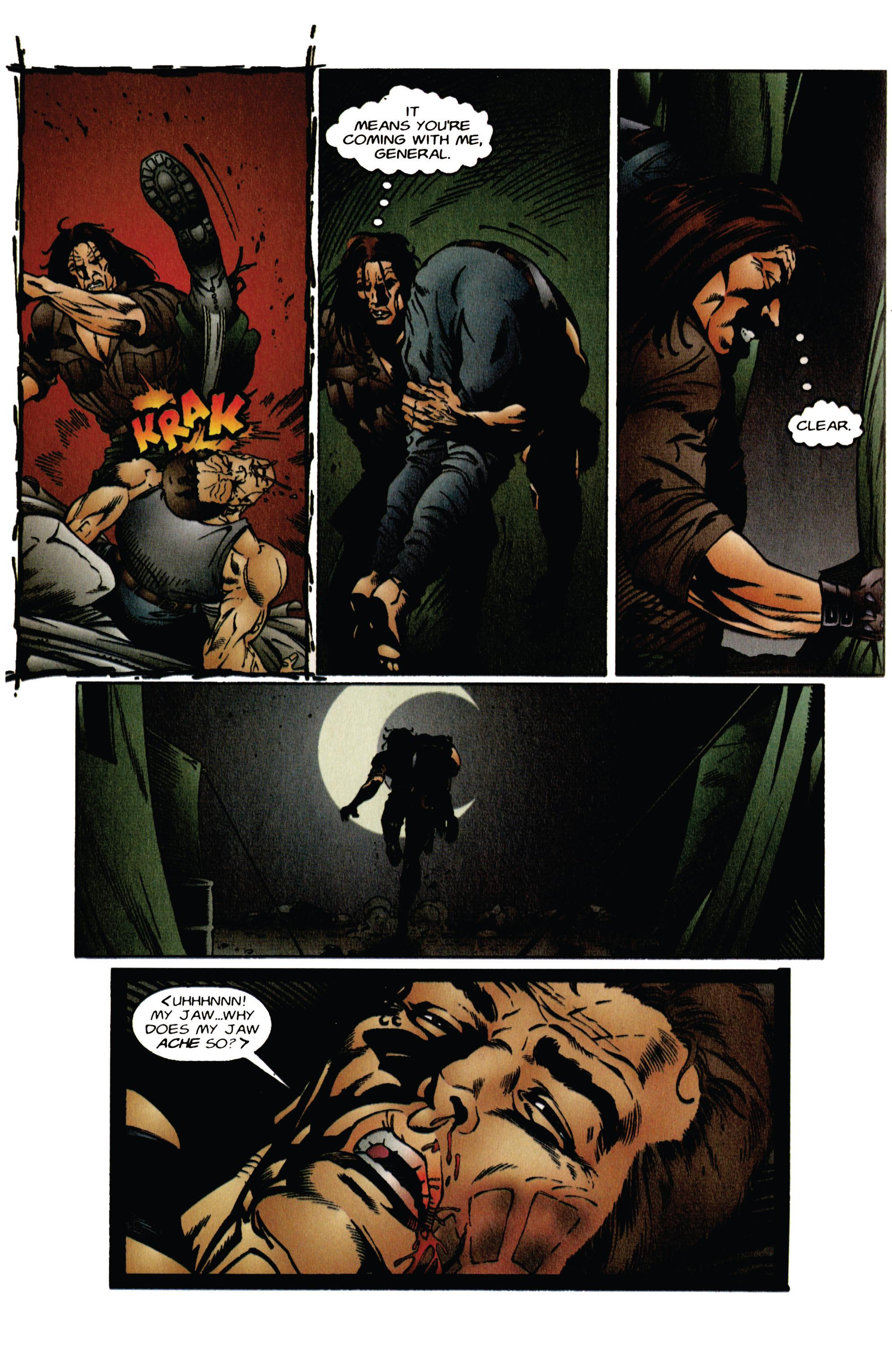 Read online Eternal Warrior (1992) comic -  Issue #41 - 16