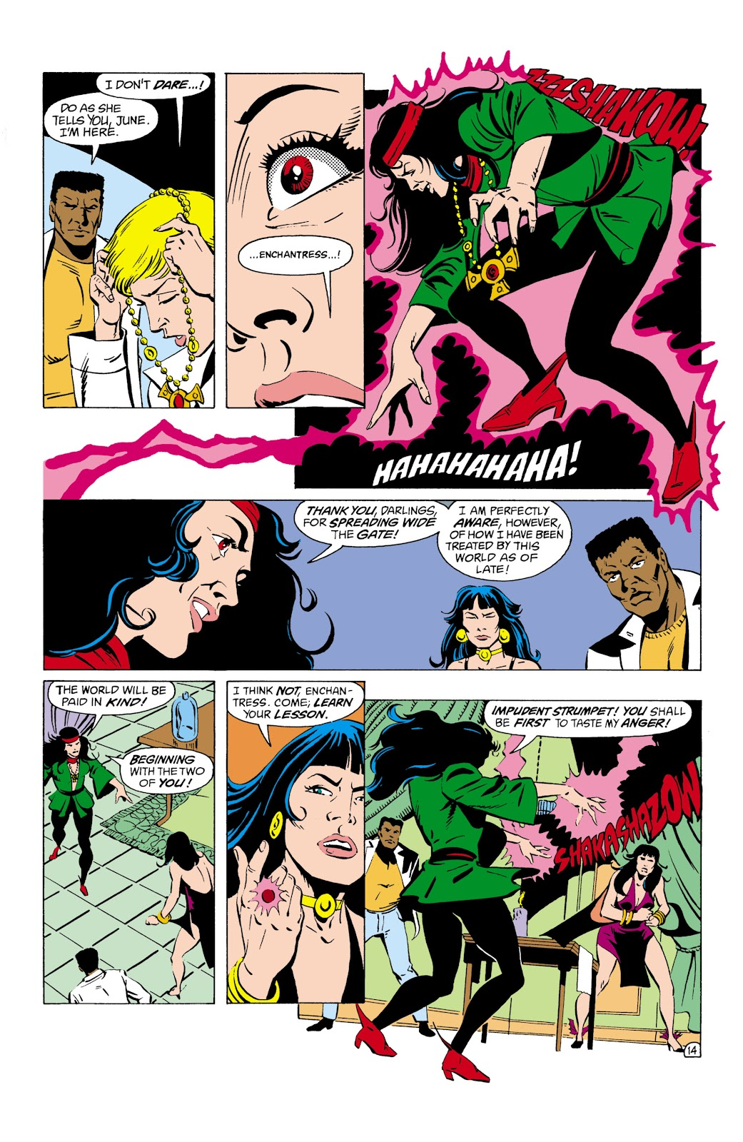 Suicide Squad (1987) Issue #8 #9 - English 15