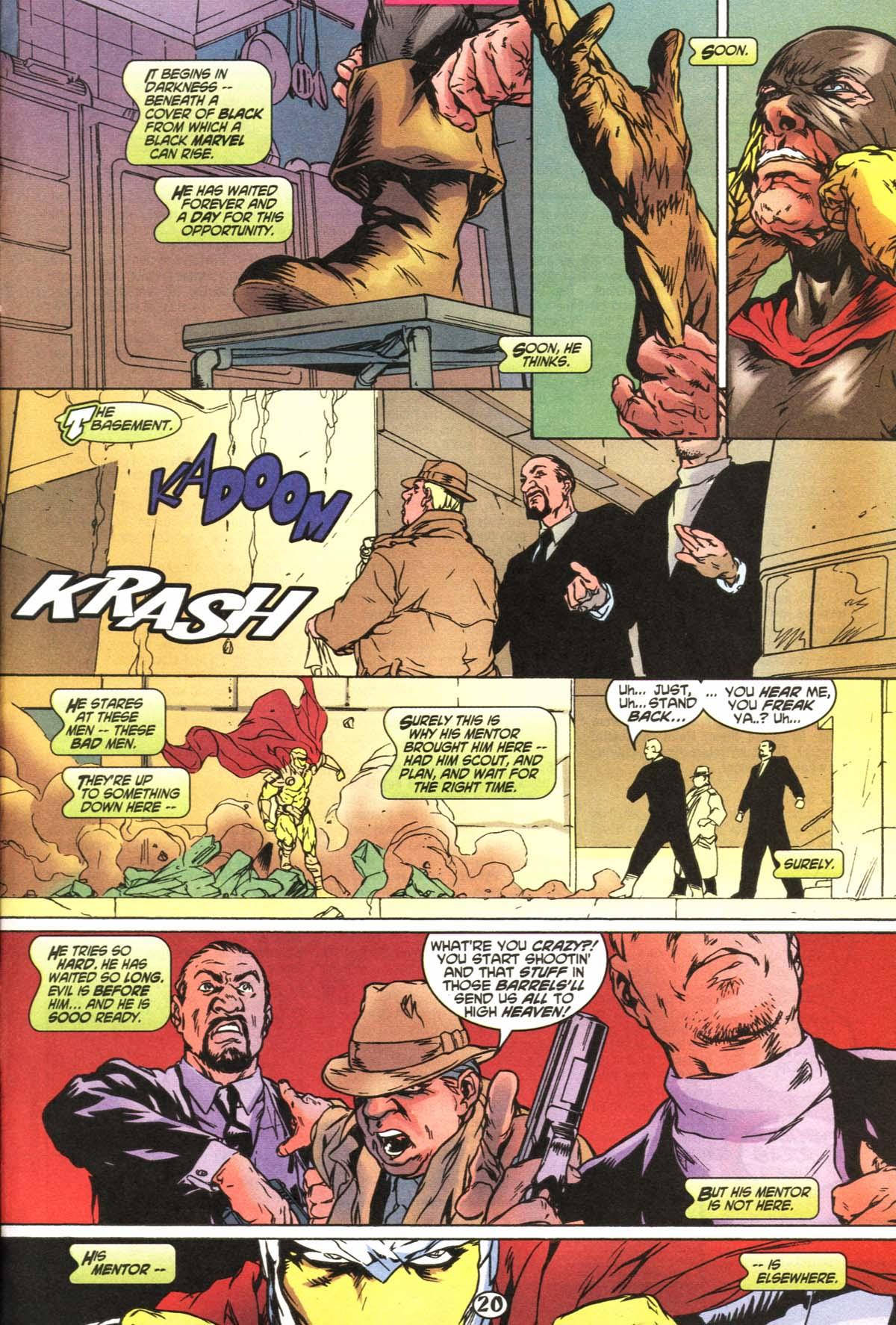 Read online Slingers comic -  Issue #4 - 21
