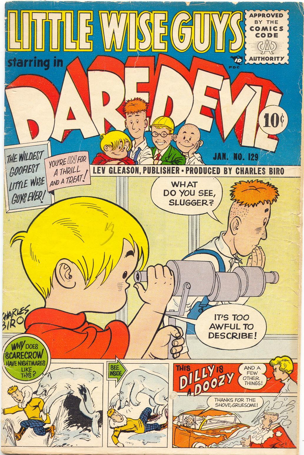 Daredevil (1941) 129 Page 1