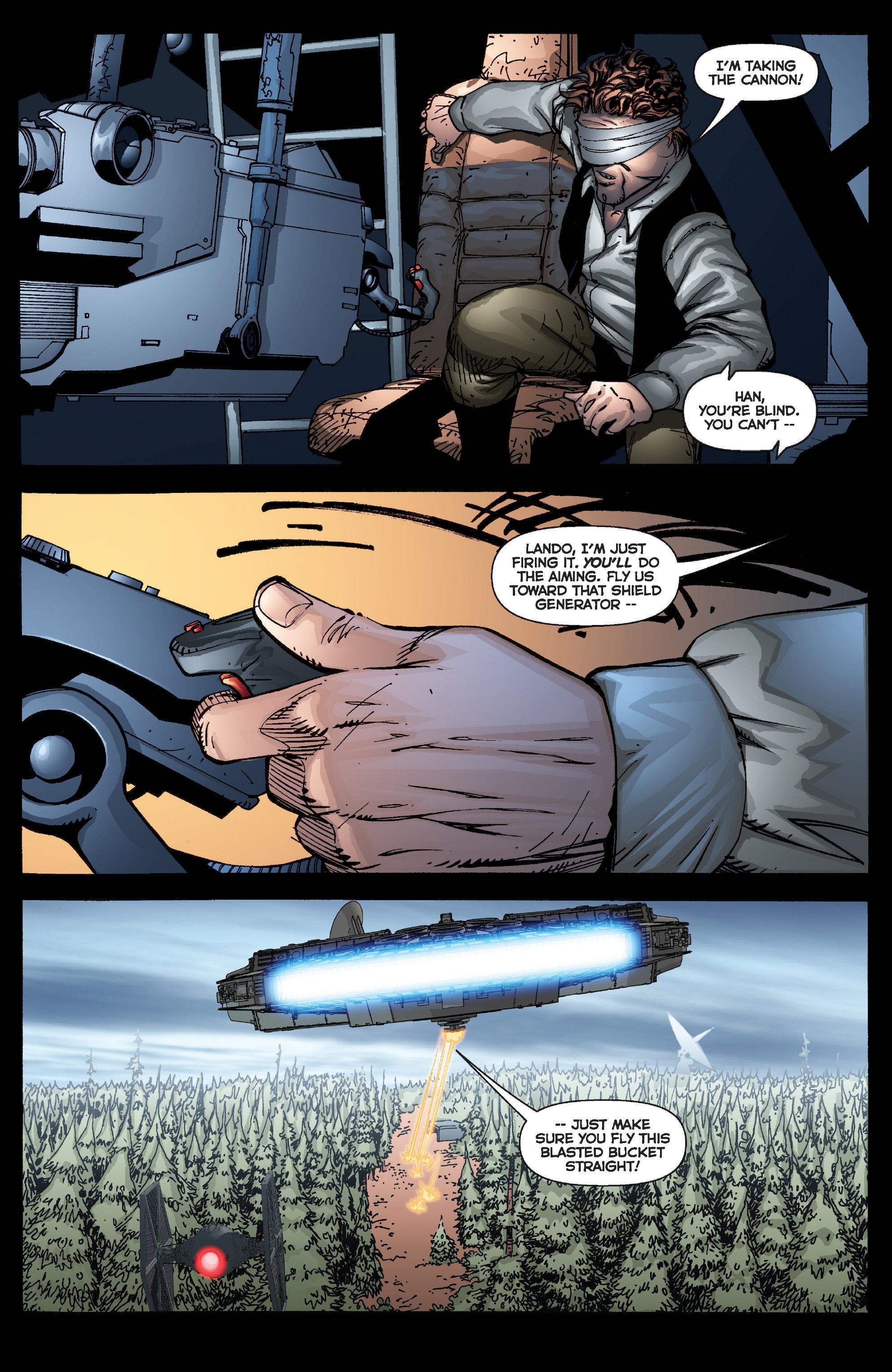 Read online Star Wars Omnibus comic -  Issue # Vol. 27 - 266