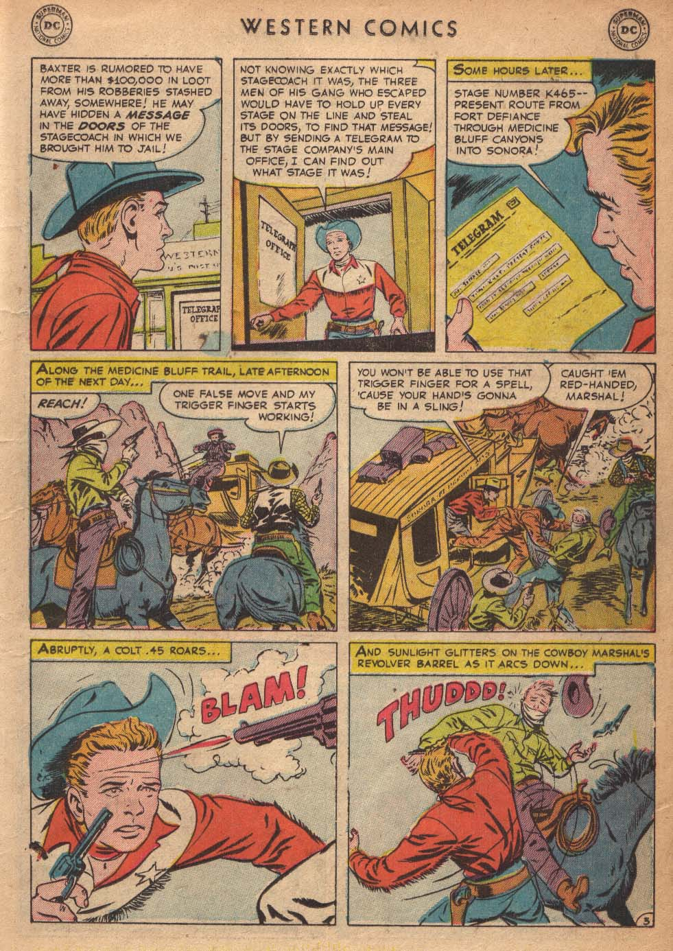 Western Comics issue 36 - Page 15