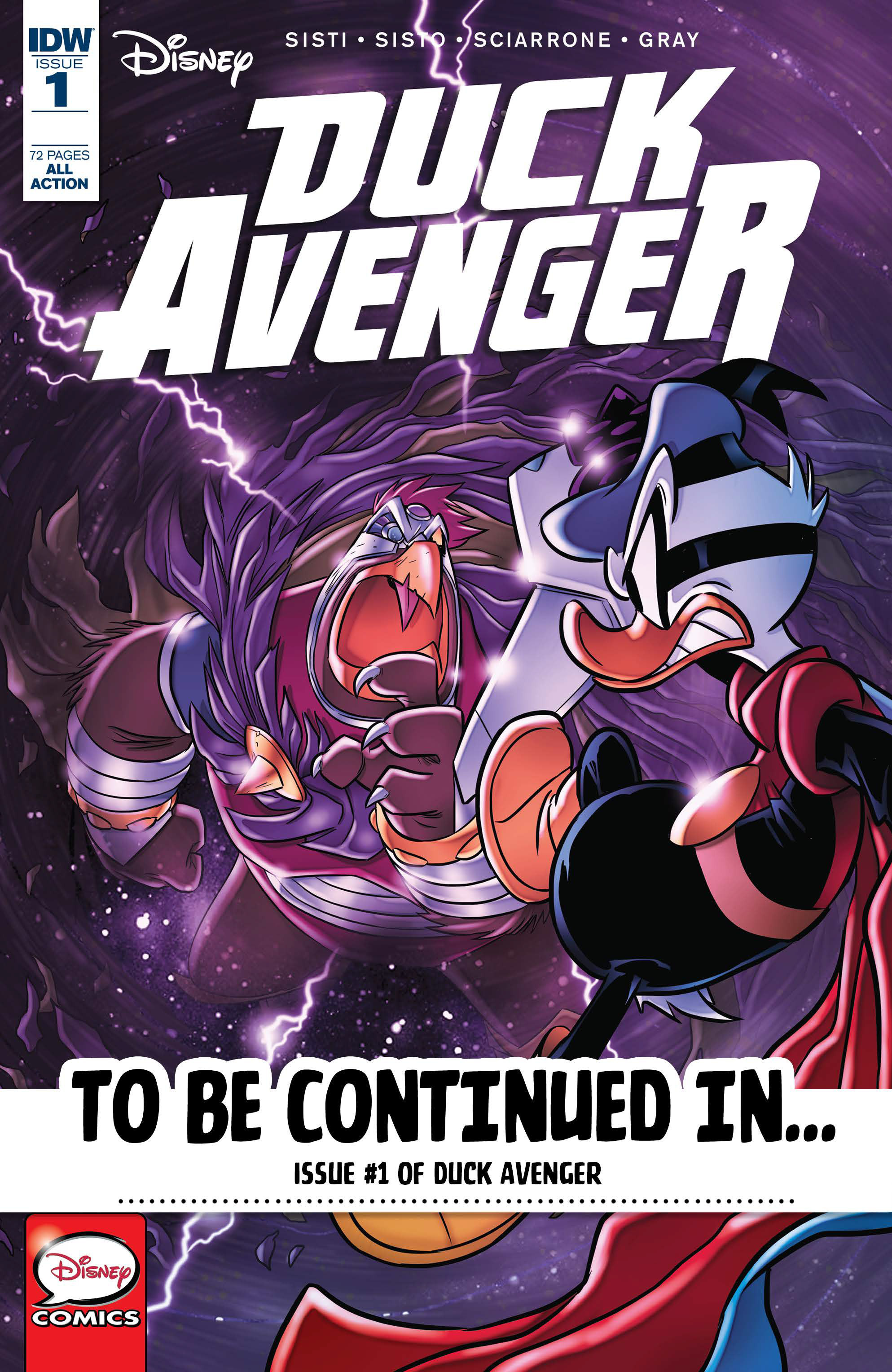 Read online Donald Duck (2015) comic -  Issue #19 - 43