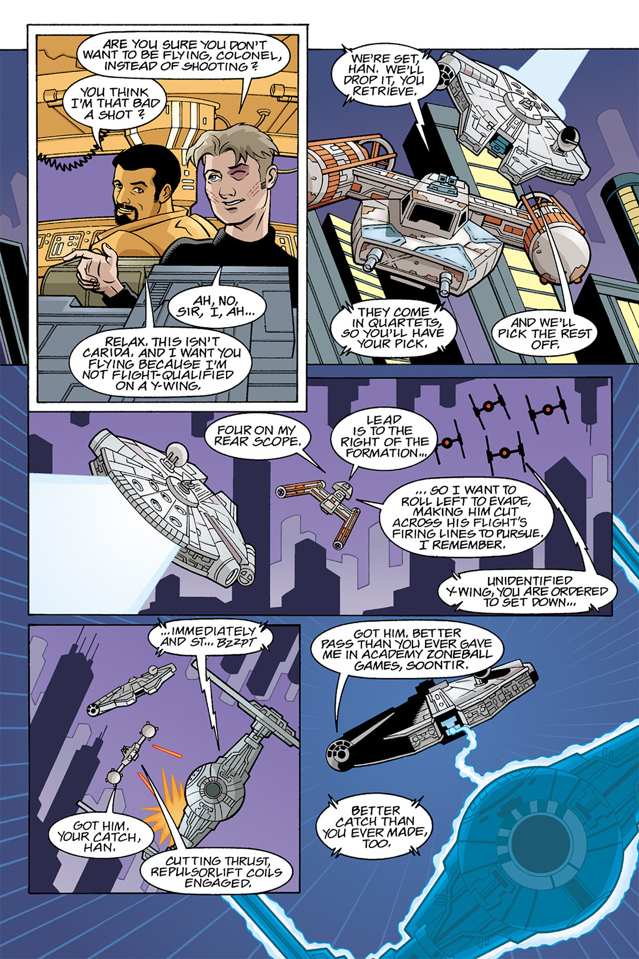 Read online Star Wars Omnibus comic -  Issue # Vol. 3 - 258