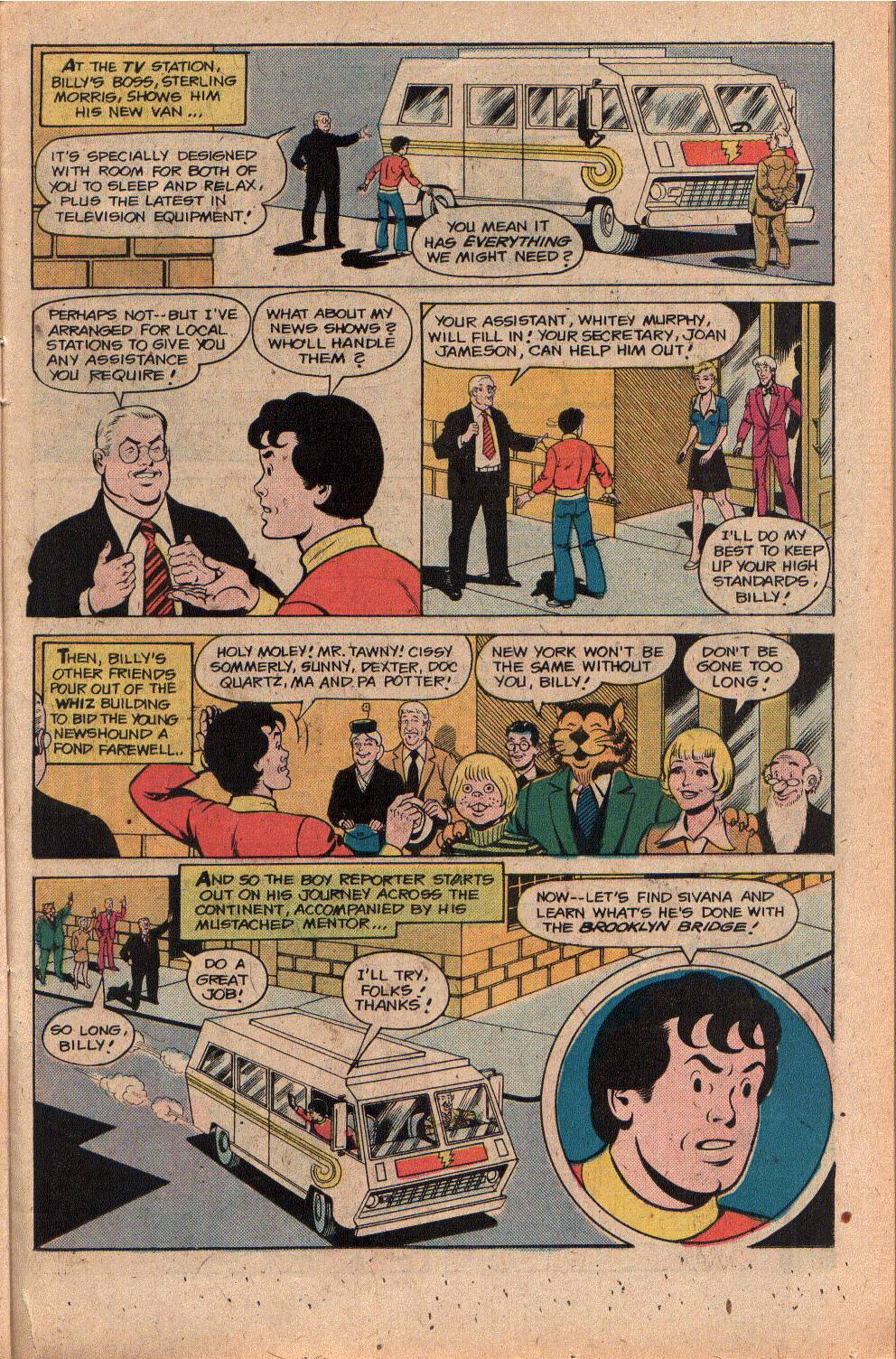 Read online Shazam! (1973) comic -  Issue #26 - 11