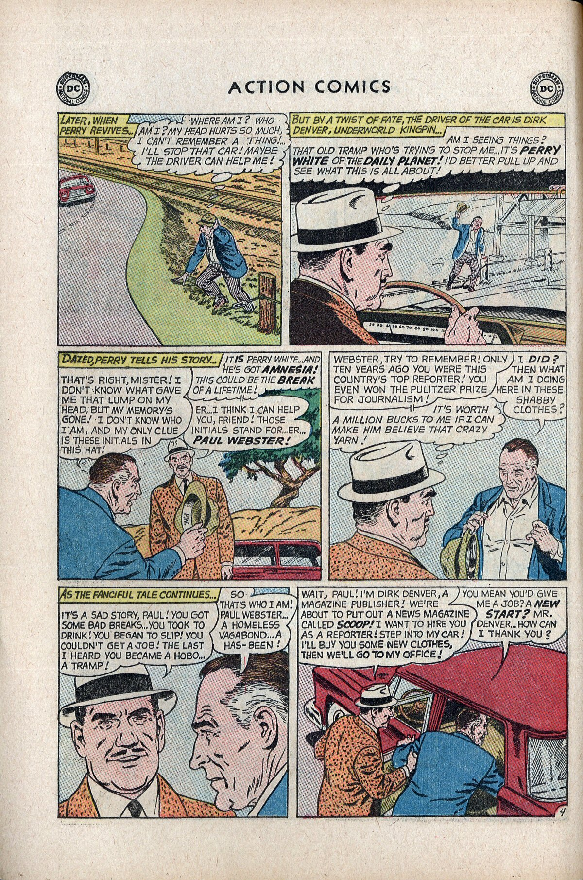 Read online Action Comics (1938) comic -  Issue #297 - 6