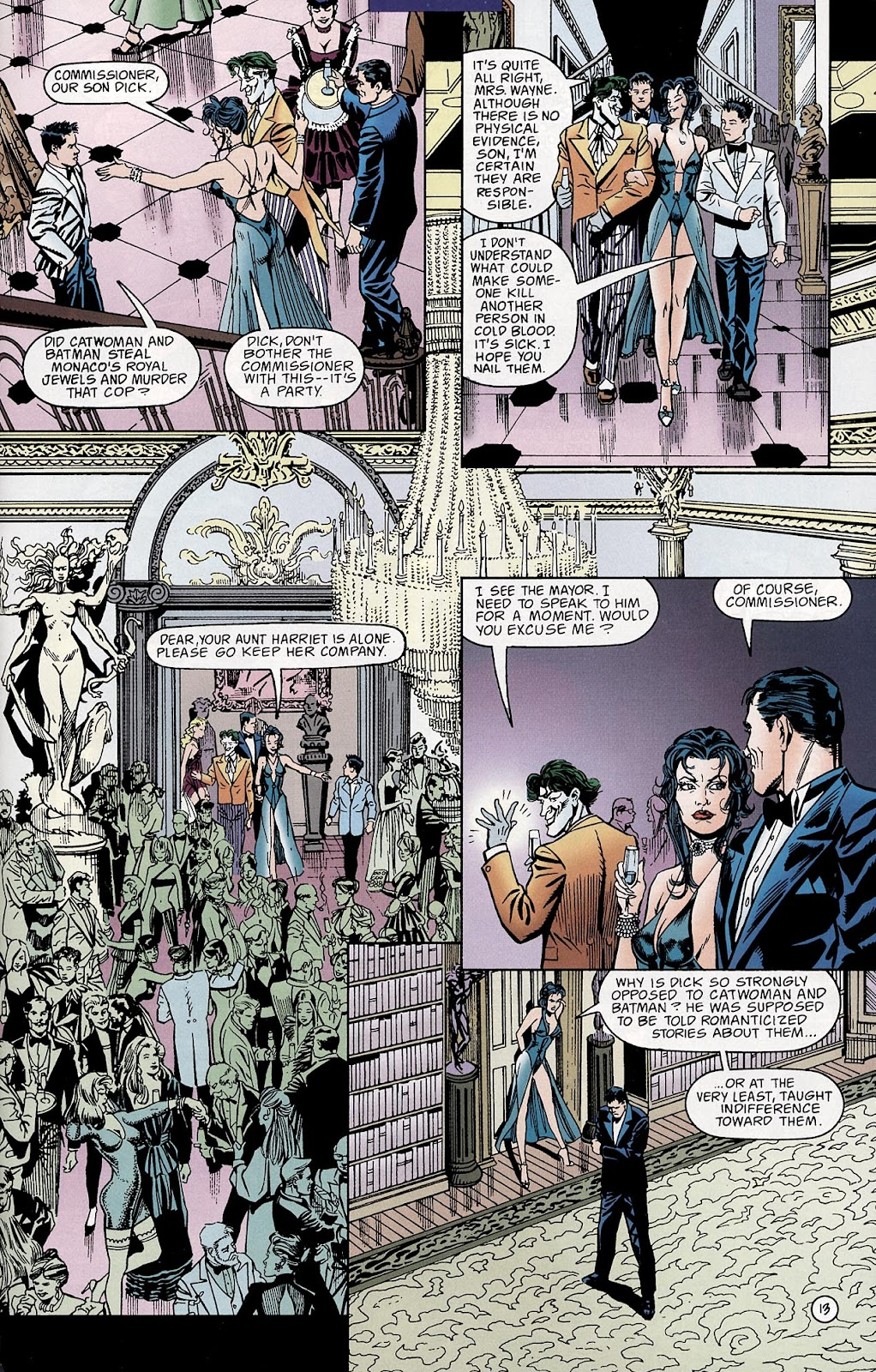Catwoman (1993) Annual 3 #3 - English 14