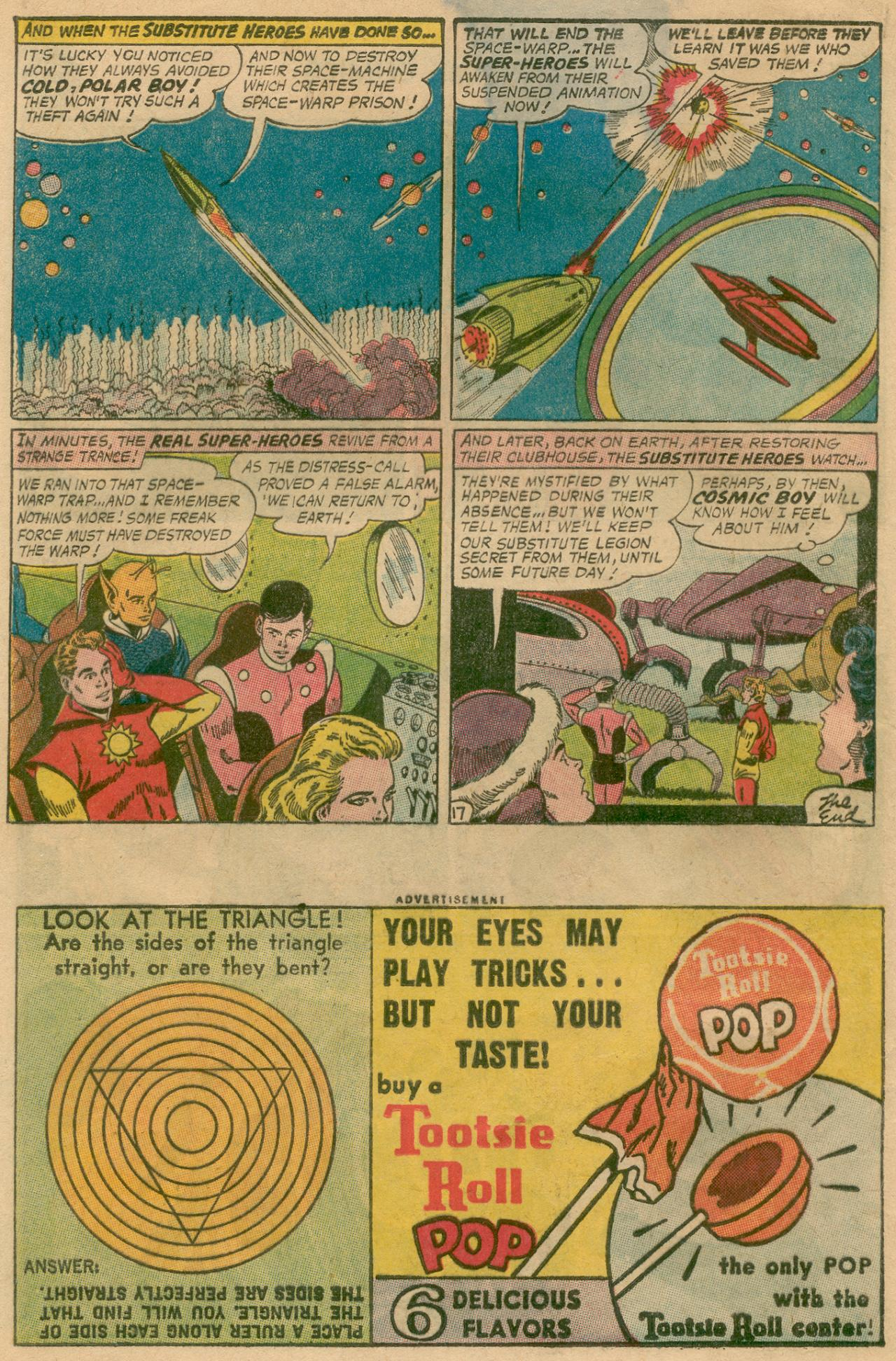Read online Adventure Comics (1938) comic -  Issue #311 - 20