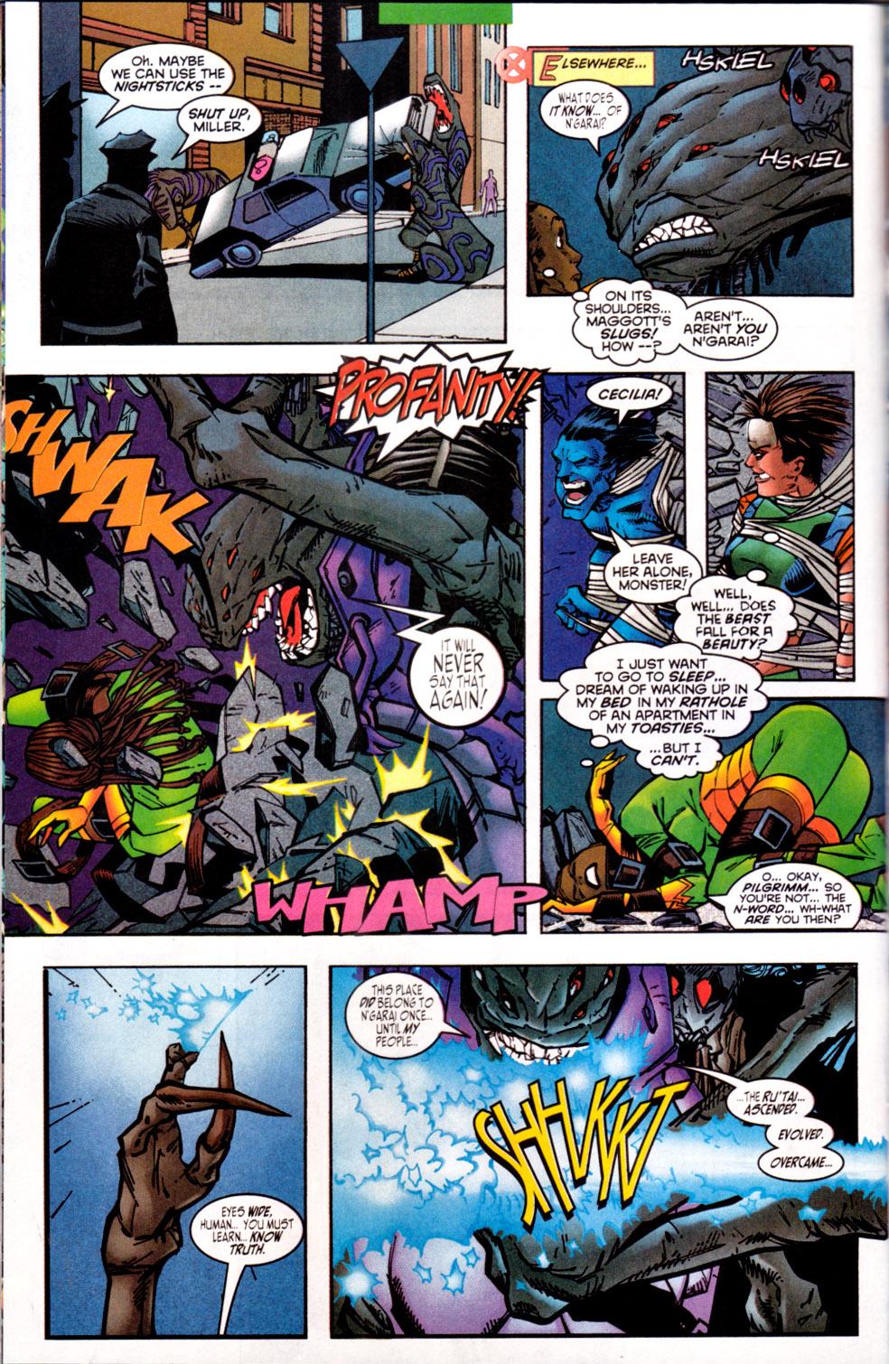 X-Men (1991) 75 Page 25