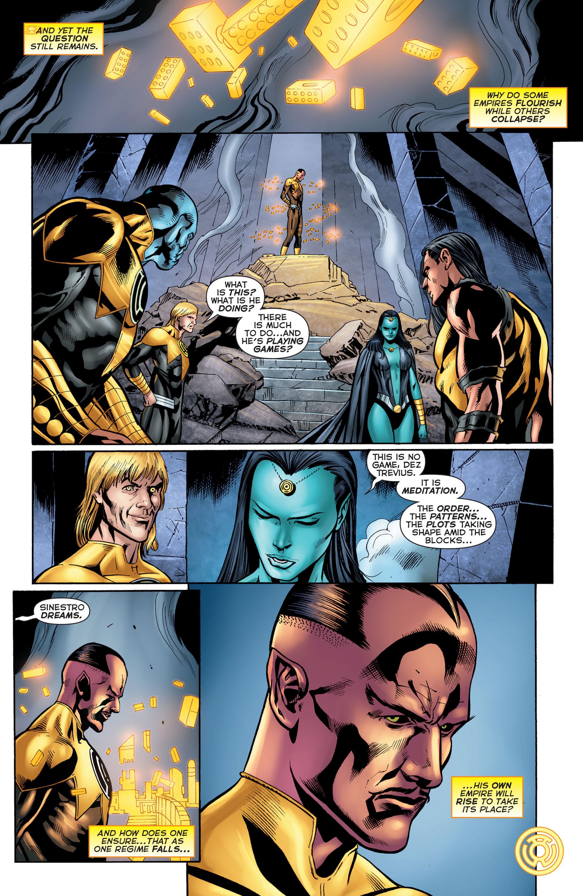 Read online Secret Origins (2014) comic -  Issue #6 - 36