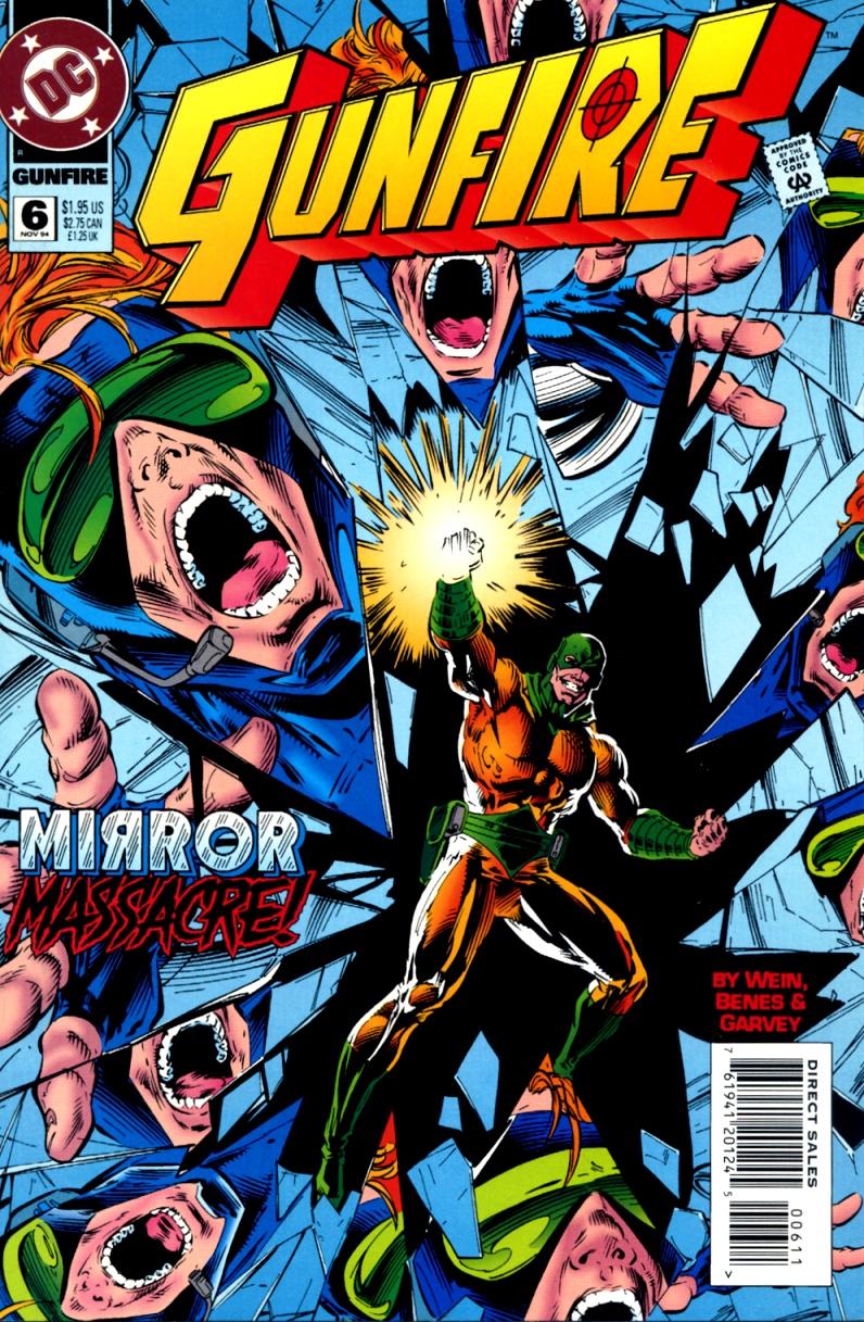 Read online Gunfire comic -  Issue #6 - 1