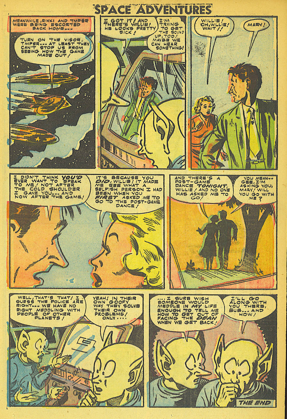 Space Adventures (1952) issue 21 - Page 25