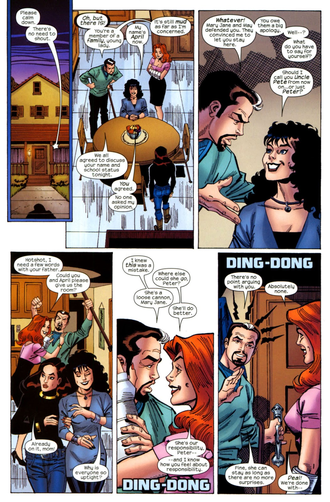 Amazing Spider-Man Family Issue #5 #5 - English 17