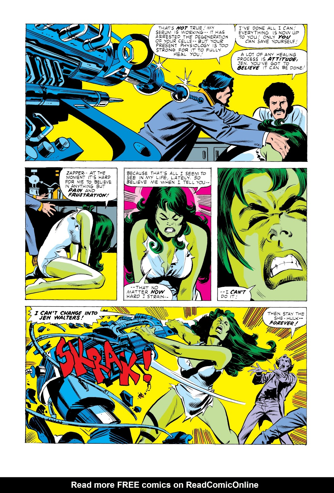 Marvel Masterworks: The Savage She-Hulk issue TPB_1_(Part_3) - Page 20