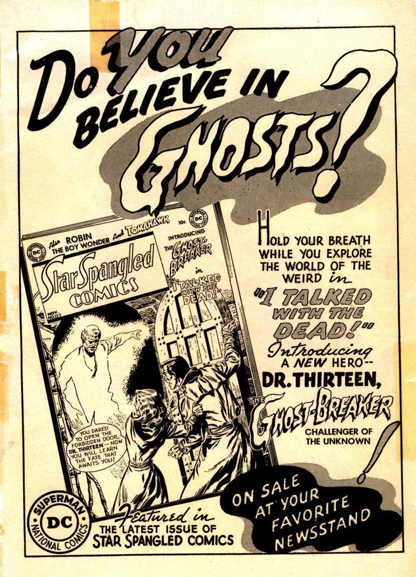 Read online Sensation (Mystery) Comics comic -  Issue #106 - 35