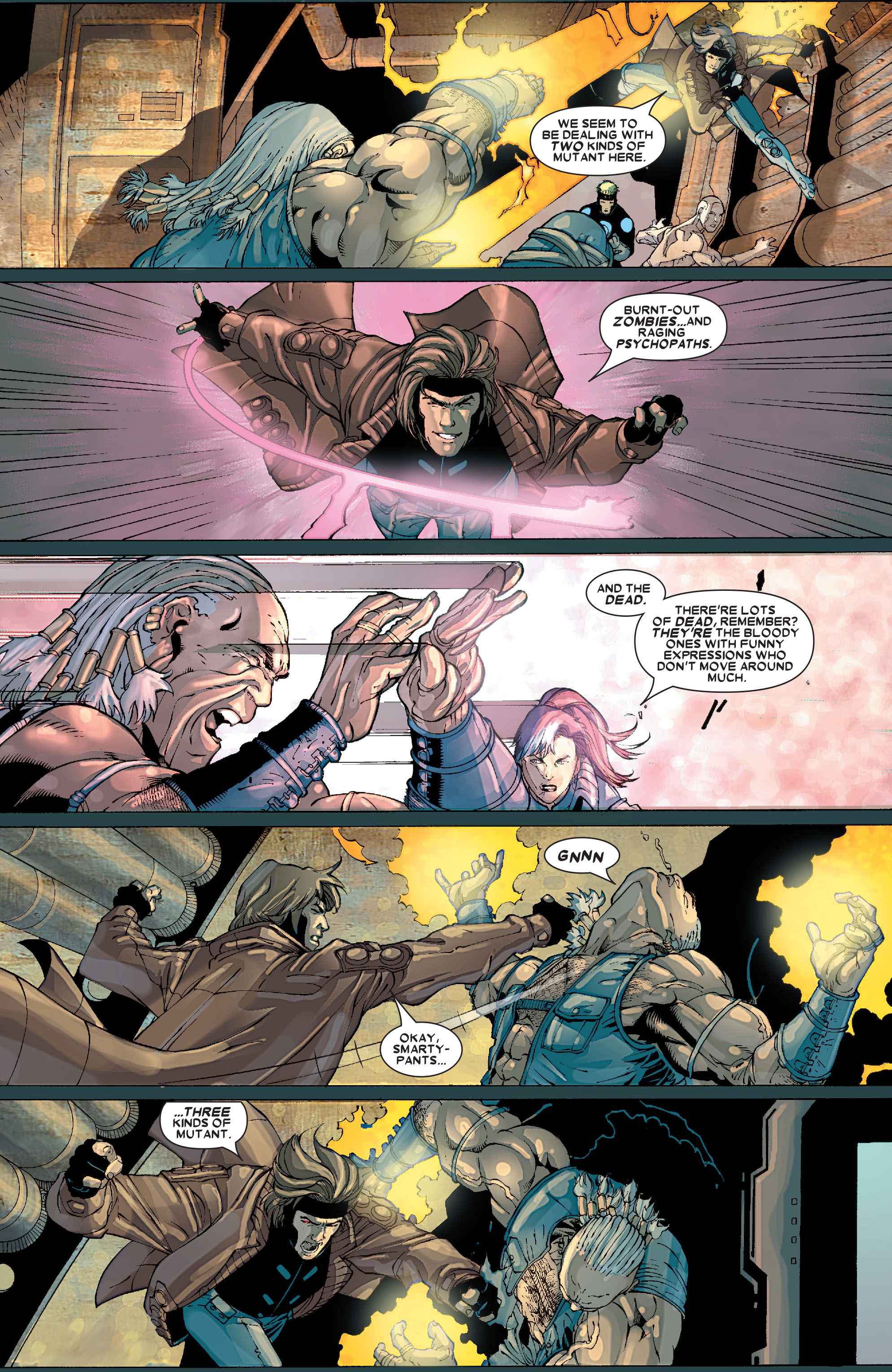X-Men (1991) 166 Page 16