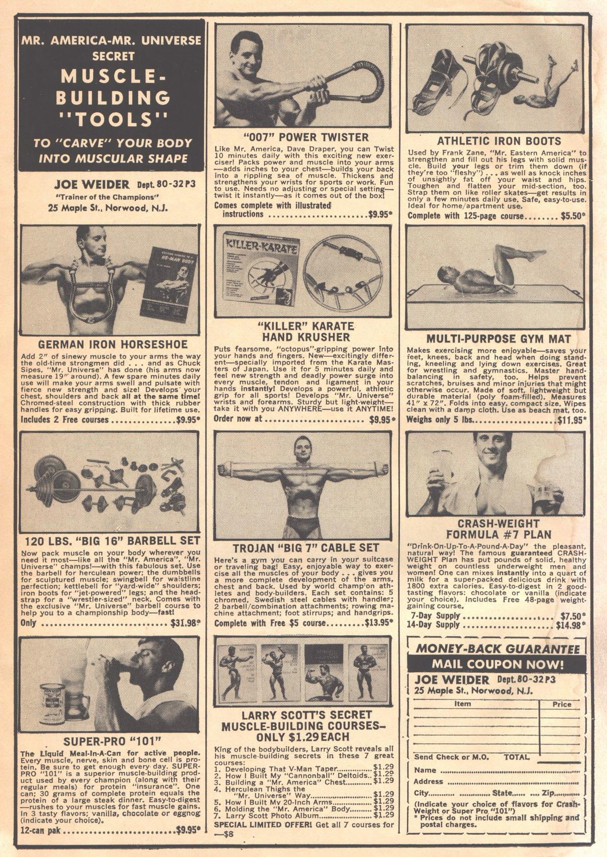 Read online Adventure Comics (1938) comic -  Issue #418 - 2