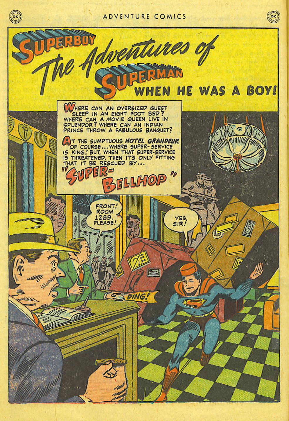 Read online Adventure Comics (1938) comic -  Issue #127 - 18