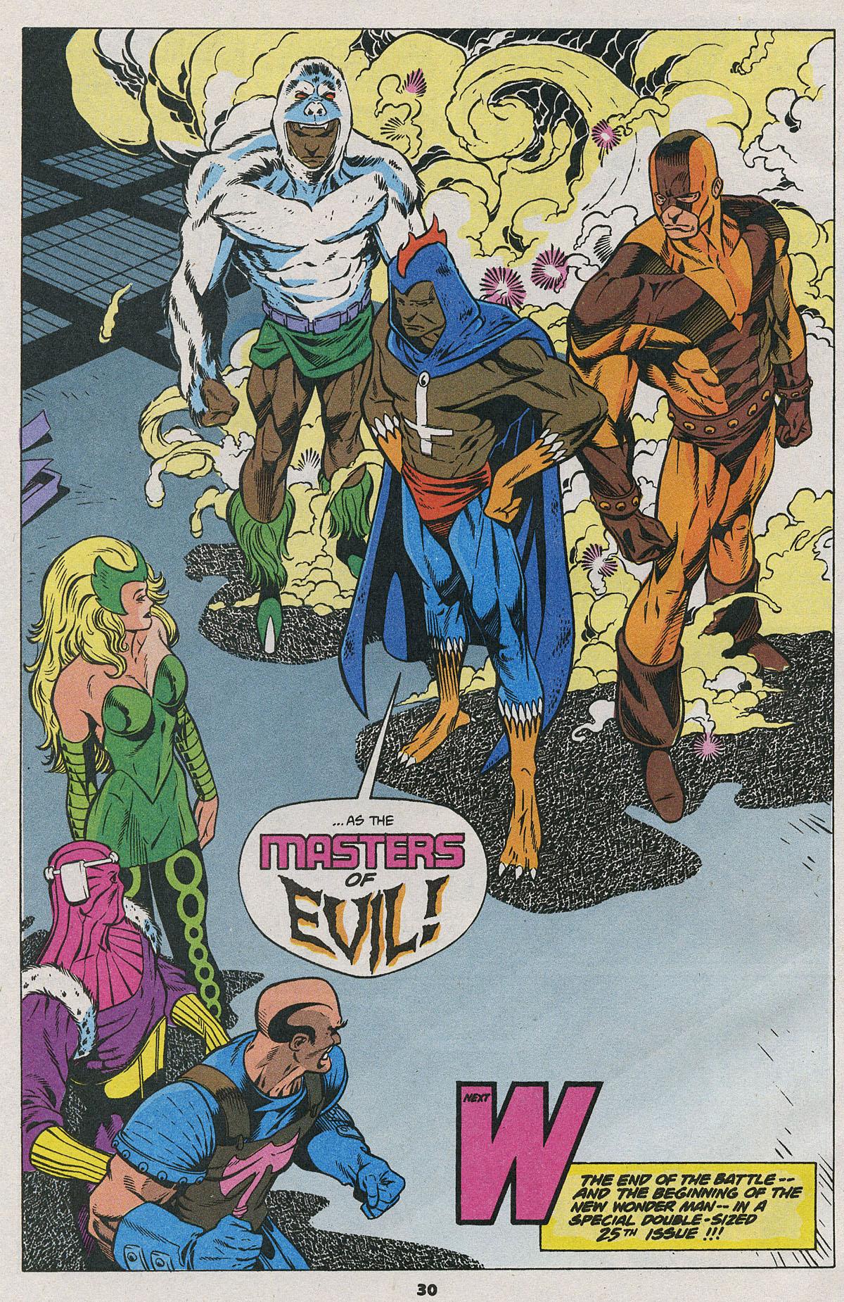 Read online Wonder Man (1991) comic -  Issue #24 - 23