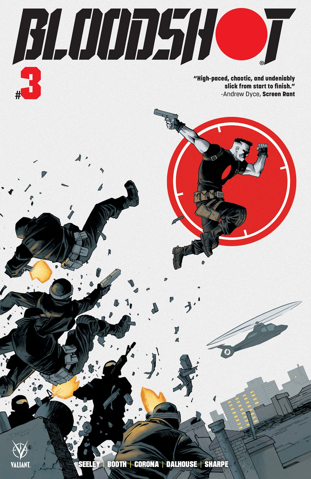 Read online Bloodshot (2019) comic -  Issue #3 - 1