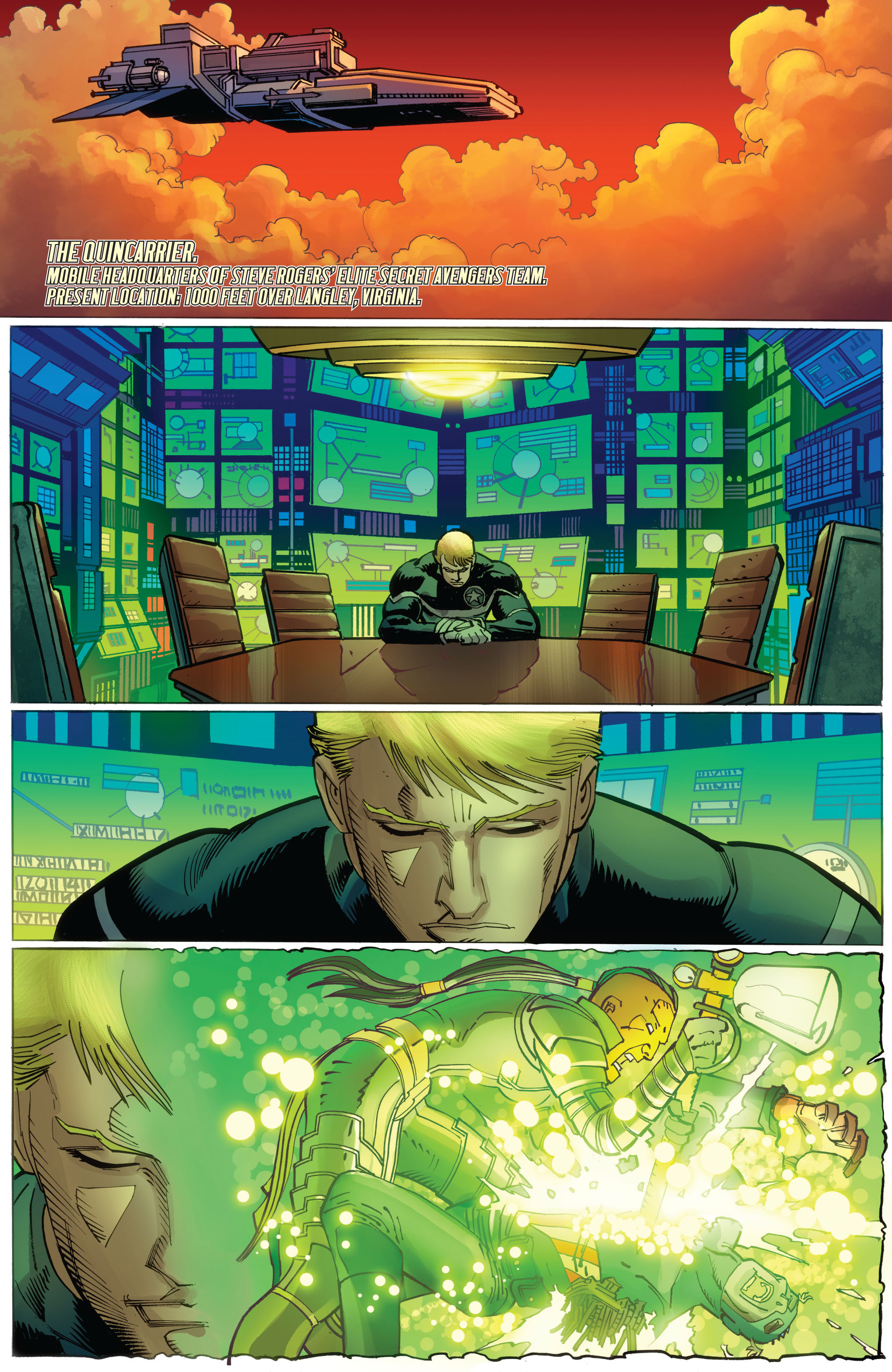 Read online Avengers (2010) comic -  Issue #16 - 5