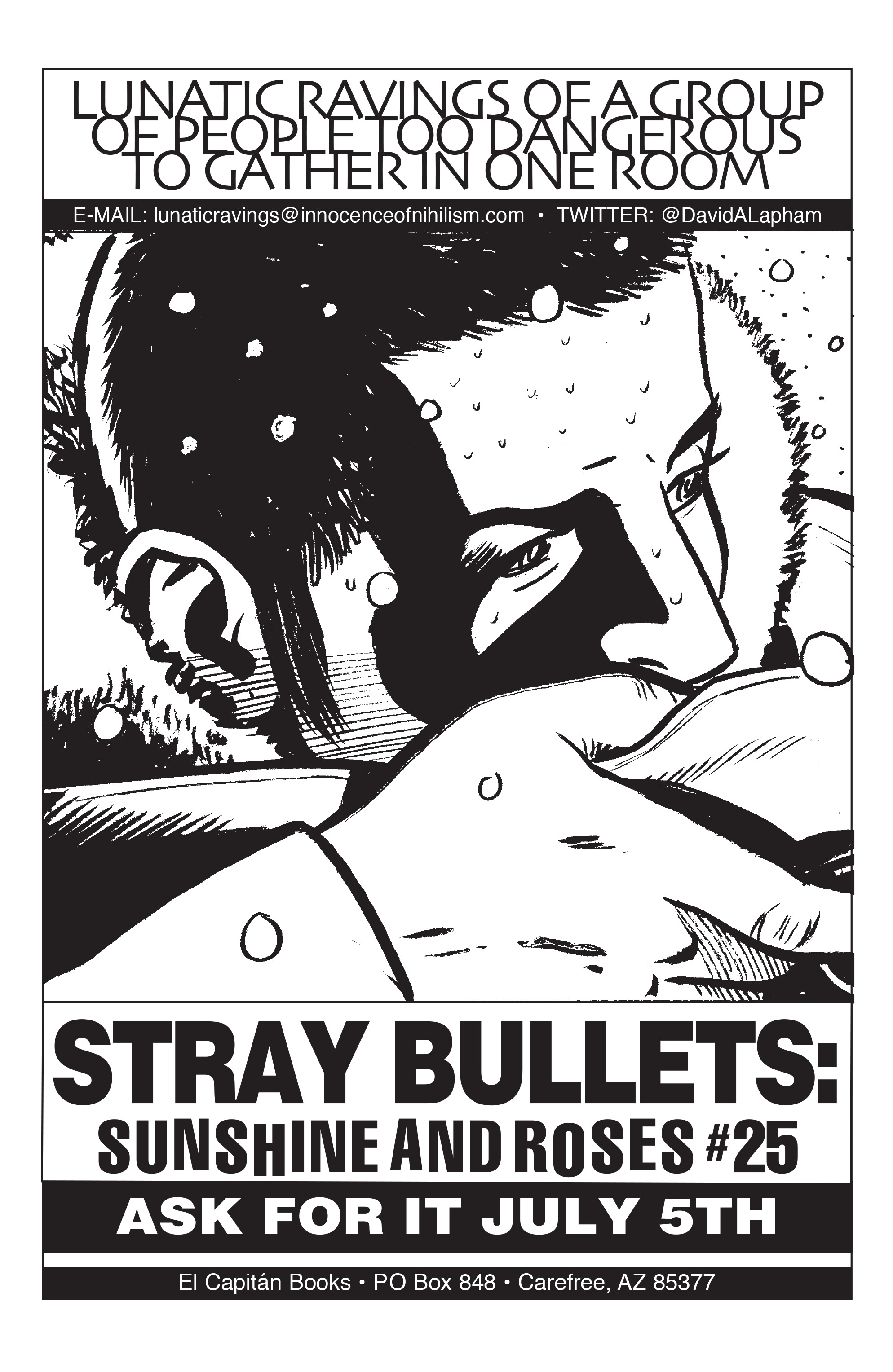 Read online Stray Bullets: Sunshine & Roses comic -  Issue #24 - 31