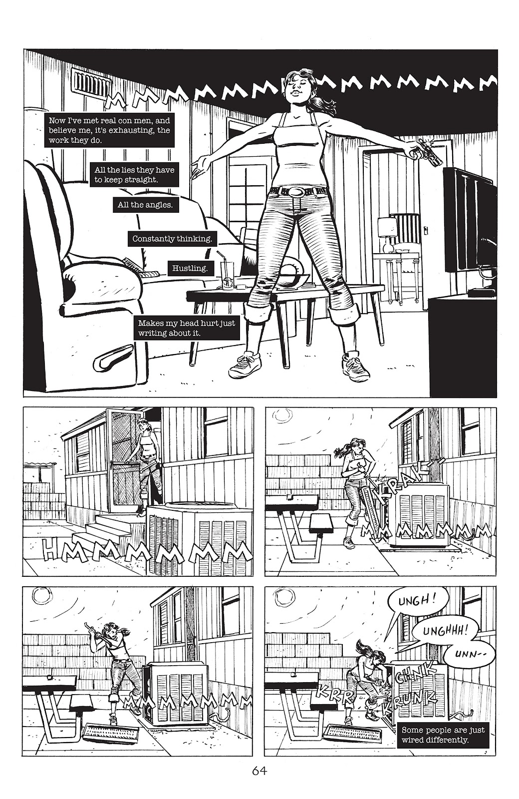 Read online Lodger comic -  Issue #4 - 6
