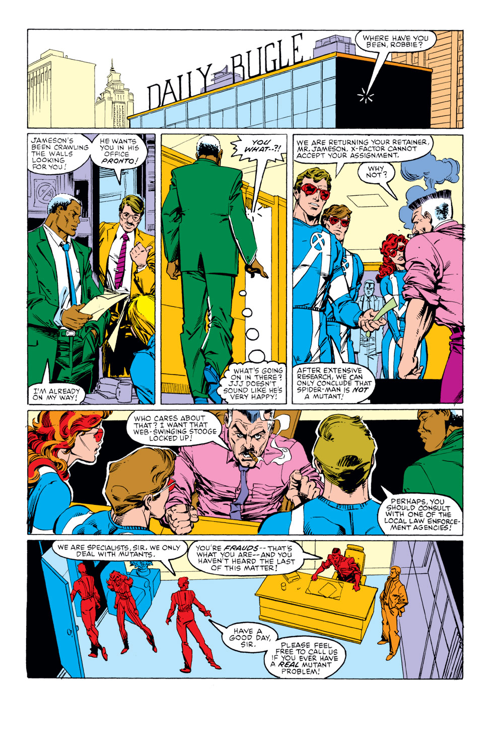 The Amazing Spider-Man (1963) 282 Page 19