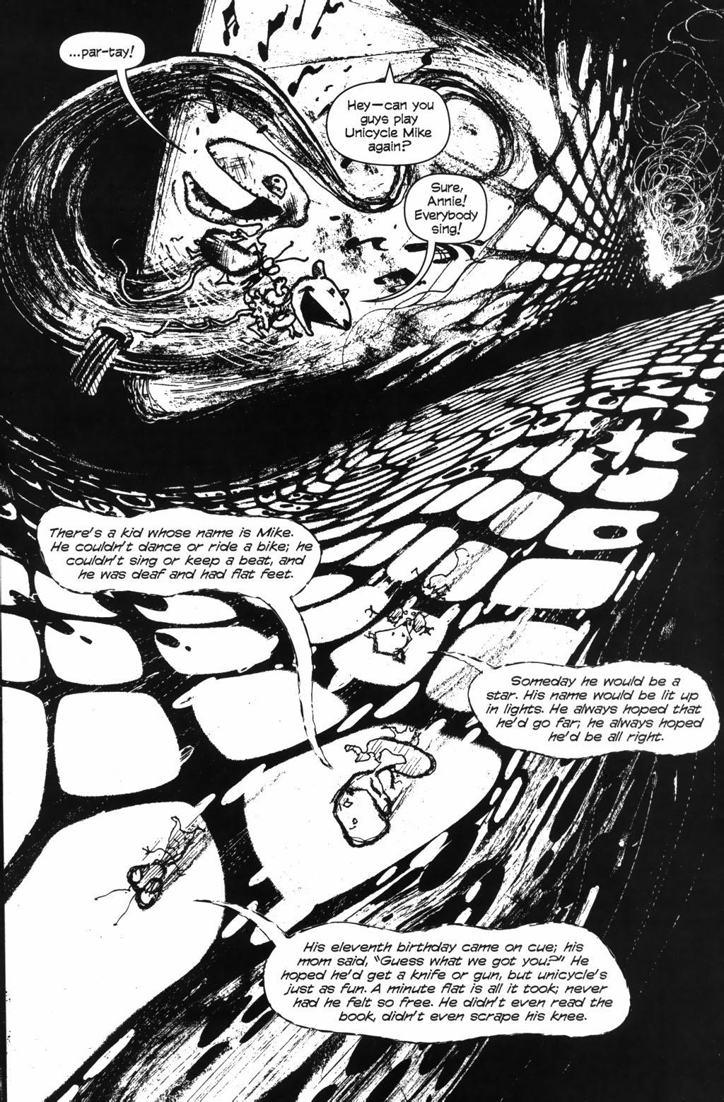 Read online Ojo comic -  Issue #2 - 14