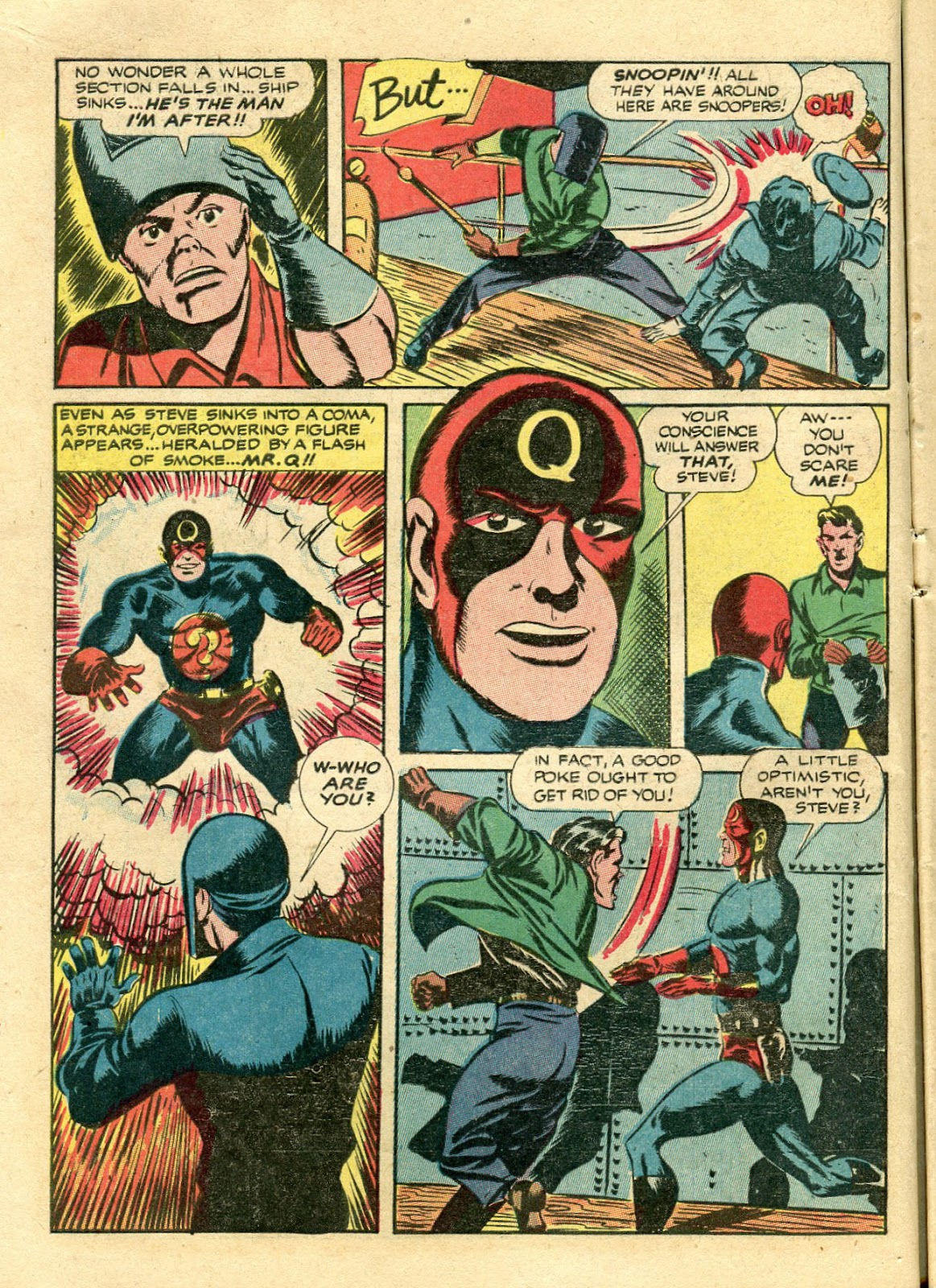 Green Hornet Comics issue 11 - Page 9