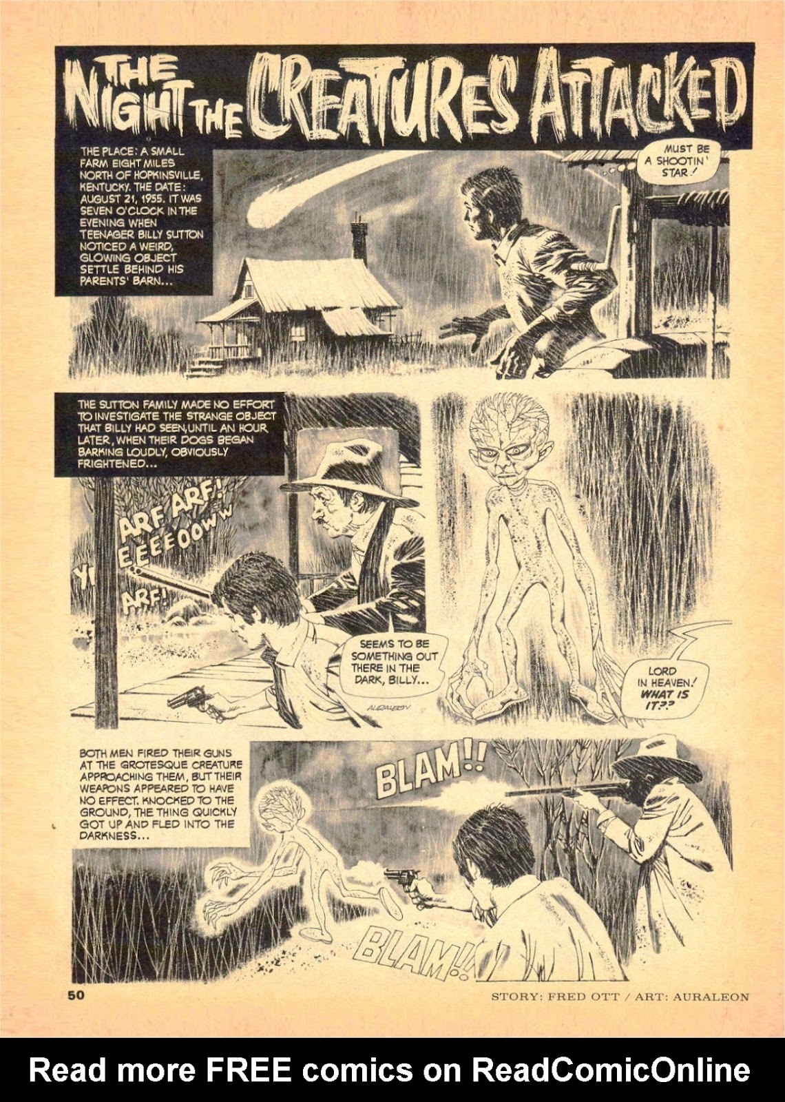 Creepy (1964) Issue #53 #53 - English 49