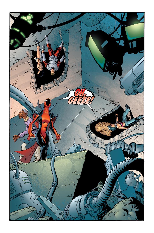 Read online Alpha Flight (2004) comic -  Issue #4 - 22