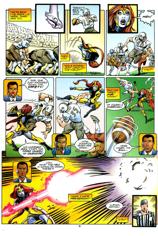 Read online UltraForce (1994) comic -  Issue #1 - 9