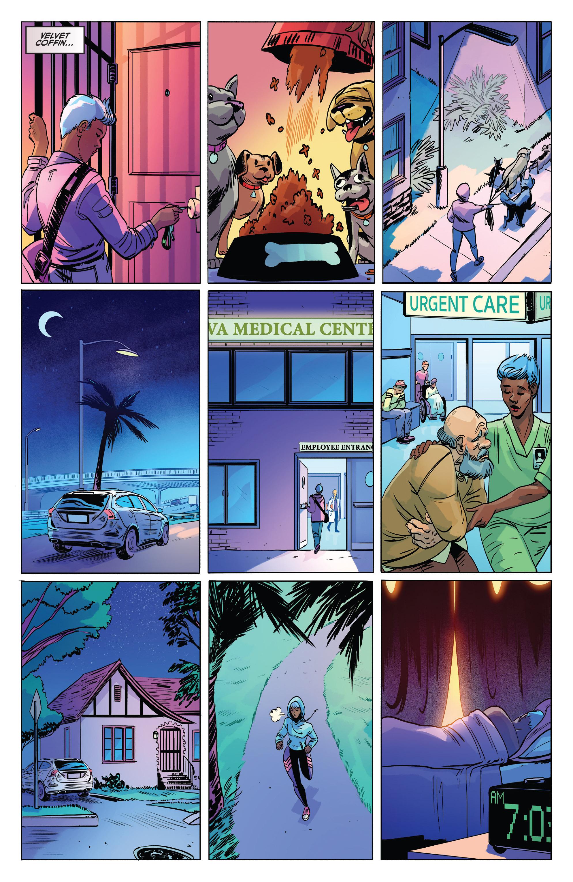 Read online Slam! comic -  Issue #2 - 20