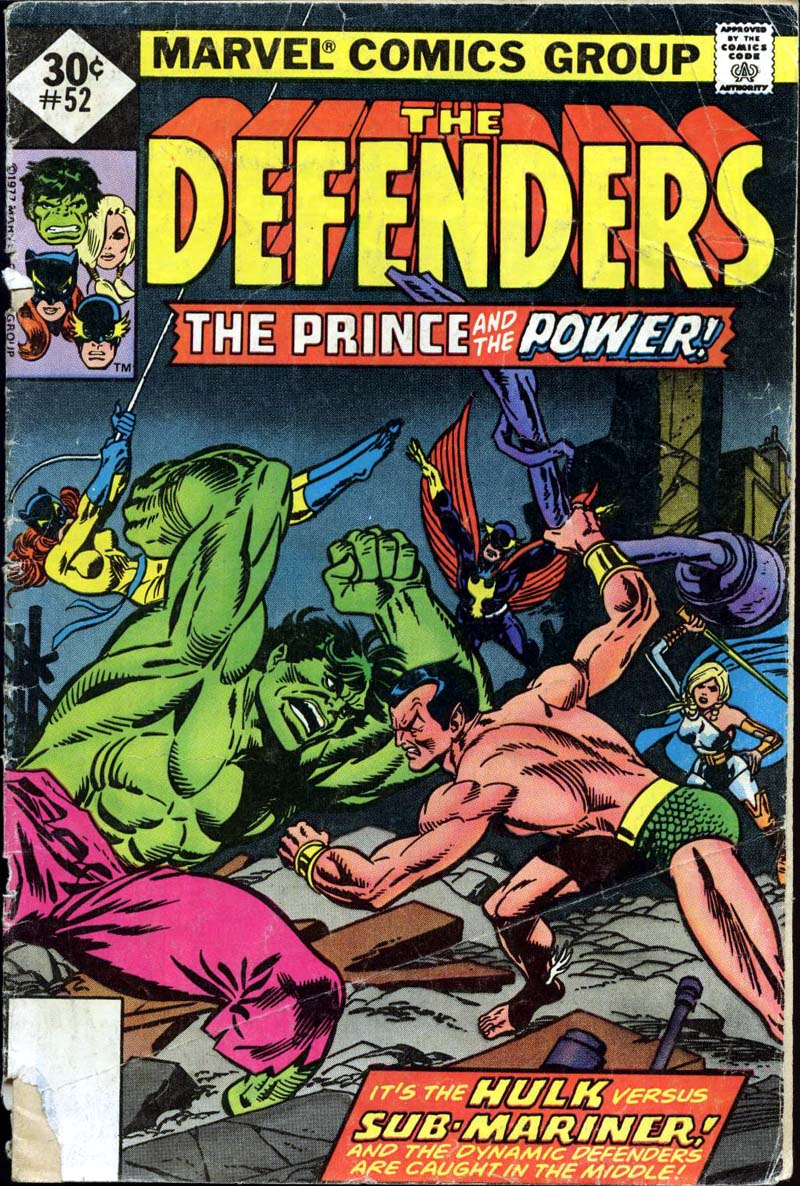 The Defenders (1972) 52 Page 1