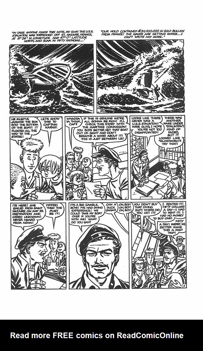 Read online Men of Mystery Comics comic -  Issue #40 - 35