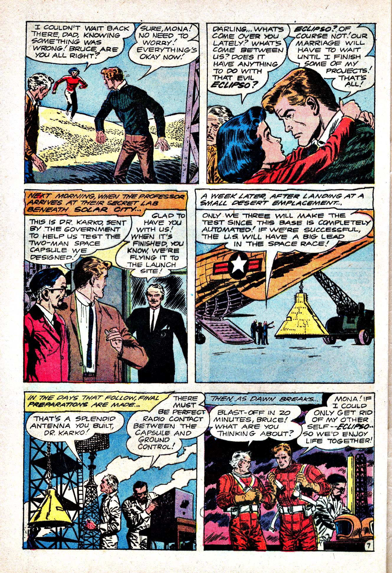 Read online Action Comics (1938) comic -  Issue #412 - 41