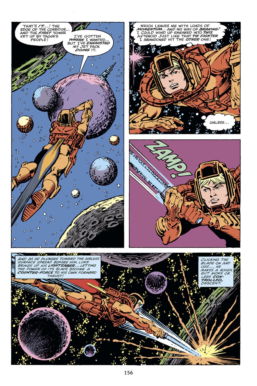 Read online Star Wars Omnibus comic -  Issue # Vol. 14 - 155