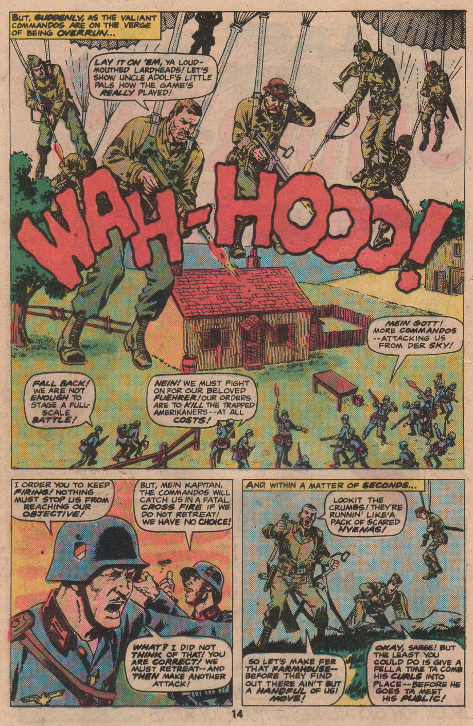 Read online Sgt. Fury comic -  Issue #141 - 16